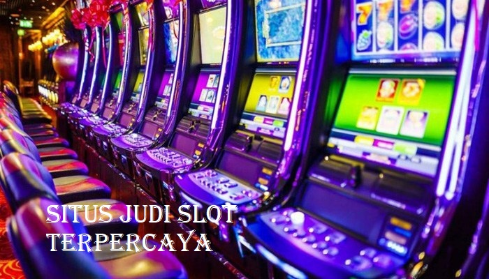Agen Pertaruhan Slot Online Paling Lengkap